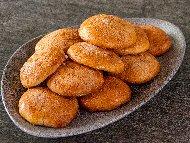 Постни курабийки (меденки) със сода (без яйца и без мляко)